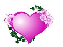 Valentine's heart Stock Photography