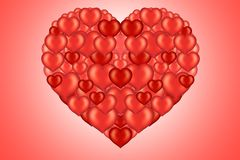 Valentine's heart Royalty Free Stock Image