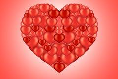 Valentine's heart Royalty Free Stock Image