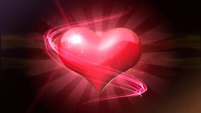 Valentine's heart Royalty Free Stock Photography