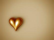 Valentine's heart Royalty Free Stock Photography
