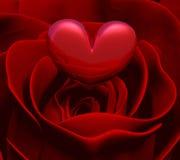 Valentine's Heart Royalty Free Stock Photos