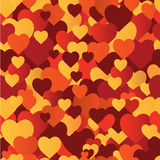 Valentine's  heart.  illustration Royalty Free Stock Images