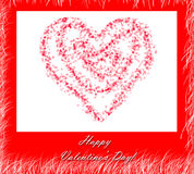 Valentine's heart stock images