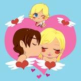 Valentine's Love Stock Image