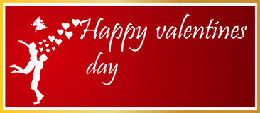 Valentine`s love background. It is valentines background.Everybody it is a celebration of valentine day Royalty Free Stock Photography