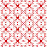 Valentine's pattern Stock Photo