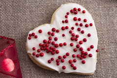 Valentine's Sweets Royalty Free Stock Photography