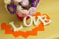 Valentine& x27; s-Tag Lizenzfreie Stockfotos