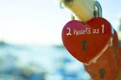 Valentine& x27; s-Tag stockfotografie