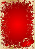 Valentine's theme Stock Photography