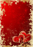 Valentine's theme Royalty Free Stock Images