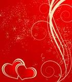Valentine's theme Stock Photo