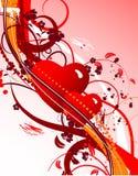 Valentine's theme Royalty Free Stock Image