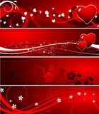 Valentine's theme Stock Photo