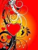 Valentine's theme Stock Photos