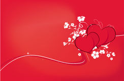 Valentine's theme Royalty Free Stock Photos