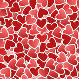 Valentine  seamless background Stock Images