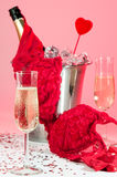 Valentine Seduction Royalty Free Stock Photo