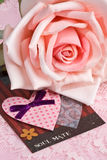 Valentine - Soul Mate Stock Photo