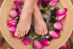 Valentine Spa Royalty Free Stock Images