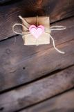 Valentine surprise Royalty Free Stock Photography