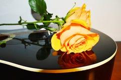 Valentine, symboles d'amour Photo libre de droits