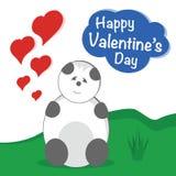 Valentine Teddy Bear royalty free stock photo