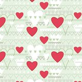 Valentine texture Stock Photos