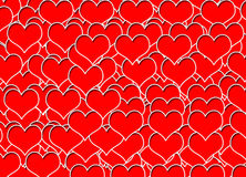 Valentine  texture  background blur effects Royalty Free Stock Photography