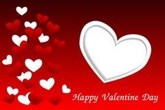 Valentine-thema Royalty-vrije Stock Afbeeldingen