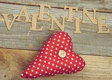 Valentine Theme Background Stock Photography