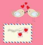 Valentine theme Stock Image