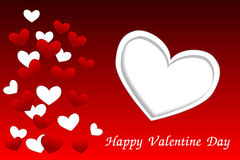 Valentine theme Royalty Free Stock Images