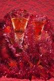 Valentine Toast Stock Photo