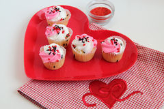 Valentine Treats Stock Image