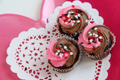 Valentine Treats Royalty Free Stock Photos