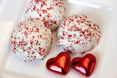 Valentine Treats Stock Images