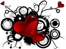 Valentine Vector Stock Image