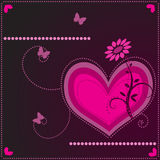 Valentine Vector Royalty Free Stock Photos