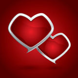 Valentine2014 Royalty Free Stock Photos