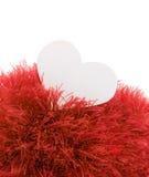Valentine vide Image libre de droits