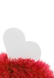 Valentine vide Photographie stock