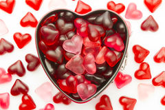 Valentine wallpaper Royalty Free Stock Photography