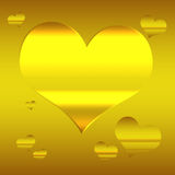 Valentine or wedding abstract background Stock Photo