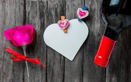 Valentine Wedding Sweetest imagem de stock royalty free