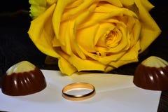 Valentine& x27; giorno di s Fotografia Stock