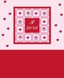 Valentine8 Stock Image