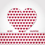 ValentineLine Obrazy Royalty Free