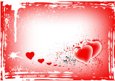 valentiner royaltyfri illustrationer